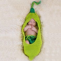 Cute Newborn Infant Photography Sleeping Bag Soft Clothing Baby Outfits Photographed Props <3