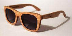 Holz Sonnenbrille Eiche von retrostiel auf DaWanda.com