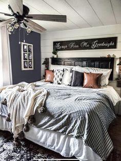 Room Ideas Bedroom, Dream Bedroom, Home Decor Bedroom, Master Bedroom, Western Bedroom Decor, Cute Room Decor, House Rooms, New Room, Decoration