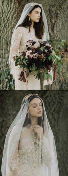 Best wedding hairstyles updo with headband lace dresses 31 Ideas Wedding Braids, Bridal Hair Updo, Wedding Hair Flowers, Bridal Tiara, Wedding Veils, Flowers In Hair, Hair Wedding, Wedding Makeup, Dress Wedding