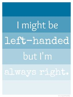crayonfreckles: happy left handers day! aug 13th  tips for teaching a left-handed child #preschool