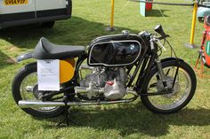 BMW 1956 RS500 Type 56 Factory Grand Prix Bike 500cc | Flickr - Photo Sharing!
