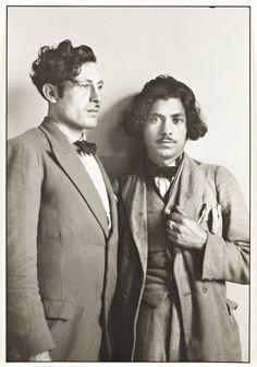 """""""Zigeuner"""", 1930, photo: August Sander (1876-1964)"""