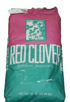 Schultz Medium Red Clover Seed 50lb. by Schultz Turf & Forage Seed for $89.99 : Rural King