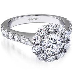 THE RING - Hearts on Fire Beloved Engagement Ring