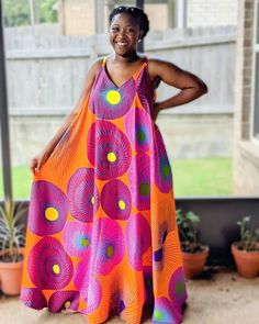 African Print Fashion, Fashion Prints, Ankara, Appreciation, Cover Up, Sari, Instagram, Dresses, Saree