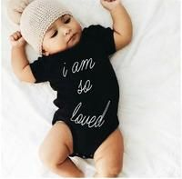 Let everyone know your baby is the most special baby in the world with this cute onesie.