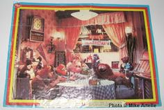 Mikey's Muppet Memorabilia Museum: Muppets 1981 - 1989