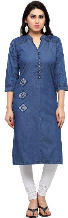 #kurties  #kurtiesdesign  #kurtiespettern  #kurtiesindian  #kurtiescoldsholderkurties  #kurtiespakistani  #kurtiesplazzo  #kurtiesindowestern  #kurtieswithjeans  #kurtieswithjacket  #kurtiestops  #kurtiesneckless  #shortkurties  #longkurties  #kurtieswithpant  #kurtieslinen Denim Kurti, Tunic Tops, Casual, Dresses, Women, Fashion, Vestidos, Moda, Fashion Styles