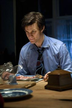Doctor Who 5x01 - The Eleventh Hour