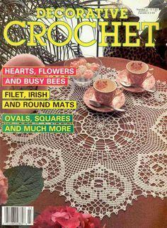 decorative crochê3 - Mamy Yoya - Álbumes web de Picasa