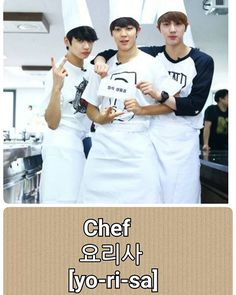 Pues vaya chefs más guapo , los mejores