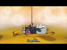 Akatsuki on Naruto SD Rock Lee's springtime of youth