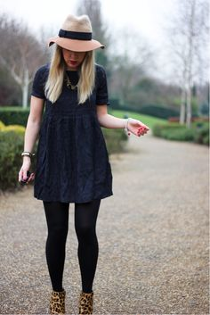 Marmalade - British Style Blog: It's Just One Of Those Things - lovely smock dress