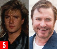Simon Le Bon: The Duran Duran singer, 56, has three daughters with supermodel Yasmin. He i...