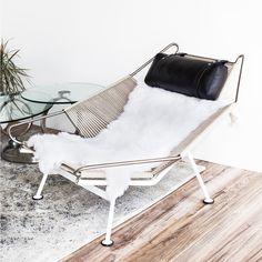 Hans Wegner PP225 Flag Halyard Chair