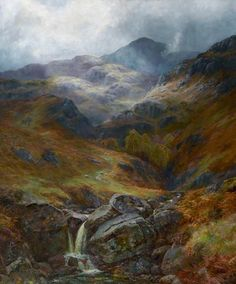 Dungeon Ghyll, Cumberland