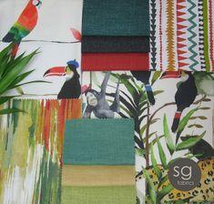 Kids Decor, Design Inspiration, Colours, Texture, Fabric, Painting, Art, Surface Finish, Tejido