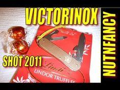 Nutnfancy 2011 SHOT Show: Victorinox!