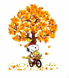Snoopy is the 2019 leader! Snoopy Wallpaper, Fall Wallpaper, Peanuts Cartoon, Peanuts Snoopy, Anime Halloween Wallpaper, Snoopy Und Woodstock, Thanksgiving Wallpaper, Snoopy Quotes, Mode Blog