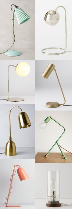 Desk Lamps: My Top Picks