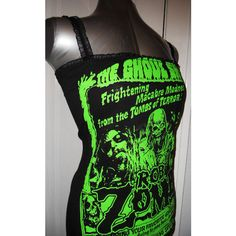 Browse Cool Tank Tops For Women at Awesome Prices. Skulls, Prints, & More Available. Get Off Your First Order, Shop Now! Nerd Outfits, Fashion Outfits, T Shirt Reconstruction, Pretty Outfits, Cute Outfits, Graphic Tank Tops, Metal Shirts, Only Shirt, Black Wardrobe