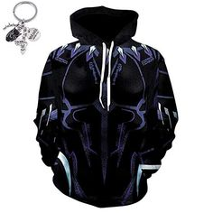 25e61e56a 9two5 3d Avengers Endgame Superhero Hoodie For Men And Women Pullover  Hooded Print Sweatshirt Cosplay Costume + Free ...