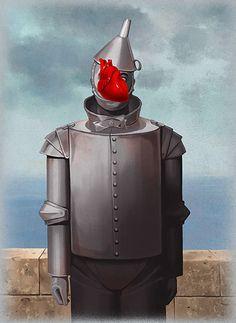 Tin Man by Ben Chen