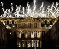 versailles palace | Fireworks at Versailles palace