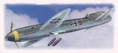 Hütter Hü 136 (Stubo 1 & 2) Luft '46 entry