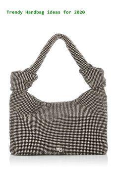 Stylish Trendy Handbags Ideas for 2020 Fashion Wear, Fashion 2020, Diy Fashion, Trending Handbags, Unique Bags, Alexander Wang, Leather Handbags, Shoulder Bag, Crystals