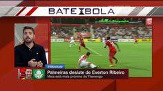 Palmeiras fora da briga e Flamengo próximo de fechar com Everton Ribeiro; Nicola atualiza negociação