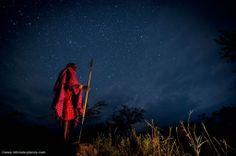 A magnificent, starlit African night sky as seen from Buffalo Luxury Camp. Get Closer. Be Closer. #IntimatePlaces #Tanzania #Safari #BuffaloLuxuryCamp #Serengeti #Maasai #NightSky www.intimate-places.com