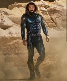 Jason Momoa, Aquaman Costume, Kingdom Movie, Stealth Suit, Dc Movies, New Trailers, Other Outfits, Hollywood Actor, Movies Showing