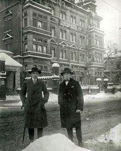 Hotel Carola, 1930
