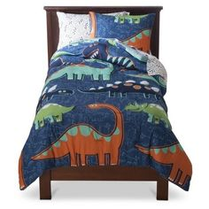 Dinosaur Bedding For Boys ~ Dinosaur Quilts, Comforters, Sheet Sets | Kids Bedding for Girls, Boys, Toddlers & Babies