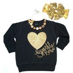 Love this Lola And Darla sweatshirt