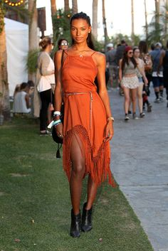 What Celebs Are Wearing at Coachella