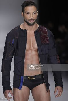 lino villaventura | Lino Villaventura - Sao Paulo Fashion Week Summer 2014/2015 | Getty ...