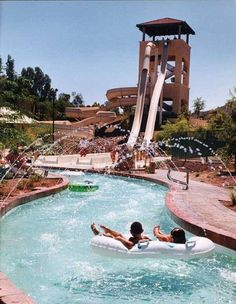The Oasis at Pointe South Mountain Resort in Phoenix, AZ... I love a good lazy river!