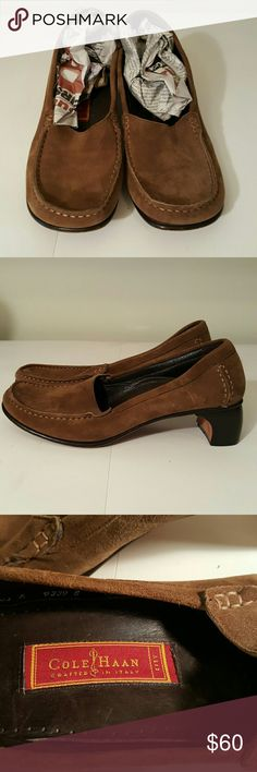 Shoes Suede Loafers Shoes Flats & Loafers