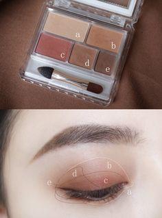 Day Eye Makeup, Korean Eye Makeup, Makeup Inspo, Makeup Inspiration, Makeup Tips, K Beauty, Beauty Make Up, Family Set, Eye Make Up