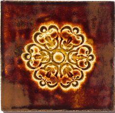 Handmade Decorative Tiles Extraordinary Kafle Ceramiczne Ręcznie Robione  Etno I Znalezione Na Wwwdekor Decorating Inspiration