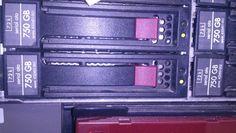 Reparación de Servidor HP