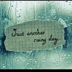 Thoughts of a rainy Sunday morning . Rainy Mood, Rainy Night, Good Morning Rainy Day, Rainy Weather, Sound Of Rain, Singing In The Rain, Rainy Day Quotes, Morning Quotes, Rain And Thunderstorms