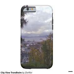 City View Trondheim Tough iPhone 6 Case