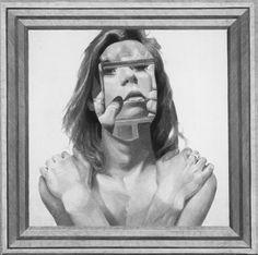 JEROME ZONDER_DORIAN 3_2013_fusain et mine de plomb sur papier_75x75cm_Courtesy Galerie Eva Hober Paris.jpg