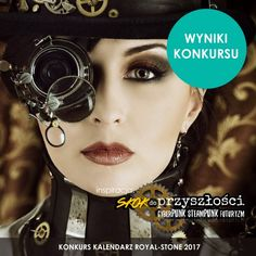 Kalendarz 2017 | Royal-Stone blog Cyberpunk, Steampunk, Stone, Blog, Movie Posters, Jewelry, Rock, Jewlery, Jewerly