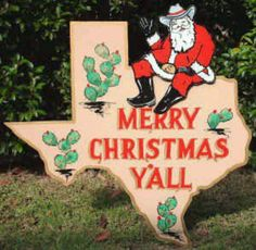 Merry Texas Christmas - love this song! | It's a Texas Thang ...