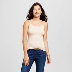 Women's Favorite Cami Mochaccino X -Merona, Size: Small